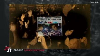 """Enfin des lois pour lutter contre les """"fake news"""" destinées à semer la peur - Le Grand Journal du 21/02 - CANAL+"""