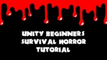Unity3D Survival Horror #118 Player Weapons Continued