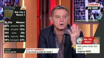 Foot - L'Equipe du Soir : City-Monaco, le match de l'année ?
