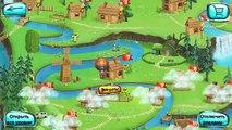 МАША и Медведь мультик игра спасатели часть 4 Зайцев все больше и больше