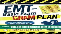 Read CliffsNotes EMT-Basic Exam Cram Plan Best Book