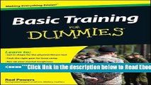 [PDF] Basic Training for Dummies Popular Collection