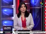 Ecuador: Alianza PAIS denuncia irregularidades en actas de elecciones