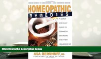 Kindle eBooks  Homeopathic Remedies: A Quick and Easy Guide to Common Disorders and Their