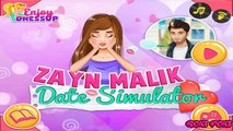 ONE DIRECTION 1D ZAYN MALIK CITA! - ZAYN MALIK DATE SIMULATION!