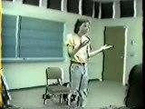 Michael Hedges Guitar Seminar Part 6