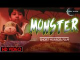 Monster  | Horror Short Film | Indian-Hindi-Bollywood Horror films | Dark Moon
