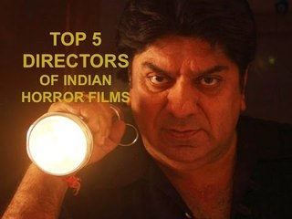 Top 5 Horror Movie Directors Of Bollywood Fims | Indian Horror films Directors | Dark Moon Horror