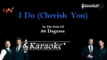 98 Degrees - I Do (Cherish You)