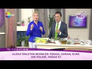 Dr.Ender Saraç'tan alerjilere karşı tüketilmesi gereken besinler
