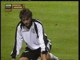 20.09.2001 - 2001-2002 UEFA Cup 1st Round 1st Leg Ipswich Town FC 1-1 FC Torpedo Moskova