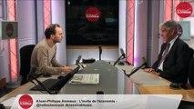 """""""Les établissements d'enseignement supérieur ont besoin d'autonomie """" Jean-Philippe Ammeux (22/02/2017)"""
