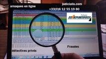 Investigation privée et enquête numérique,  recherche d'indice, constitution de preuves légales - Paris Nice Cannes