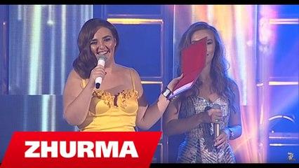 Çmimi i TELEVIZIONIT MALE Robert Berisha MIA - ZHURMA VIDEO MUSIC AWARDS 12 (2016)