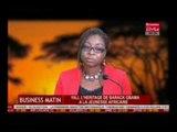 Business 24 / Business Matin - Yali, l'héritage de Barack Obama a la jeunesse Africaine