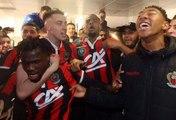Coupe Gambardella, 16es de finale, les buts