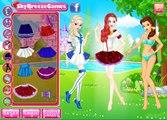Estrellas de Disney Juego de Elsa Y Rapunzel Colegio de Niñas Juegos Para Niños Hermosos en HD nuevo