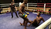 100%FIGHT 29 - FOCUS KEVIN OUMAR vs KARIM MAMMAR