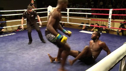 100%FIGHT 29 - FOCUS KEVIN OUMAR vs KARIM MAMMAR