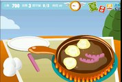 Eggs With Bacon - Cooking Breakfast: Eggs With Bacon   Cooking Games For Children