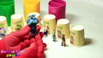 Las Bolas De Зверополис. Лопаем bolas sorpresa juguetes para niños Zootopia toys The globos Show