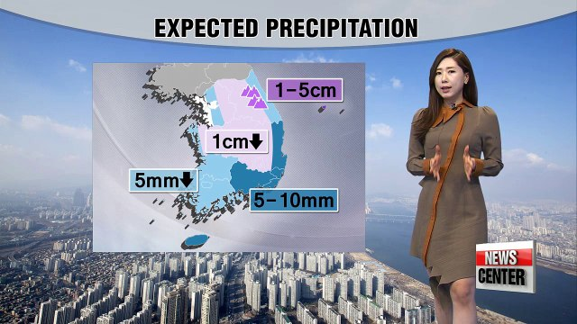 Brighter Thursday, windy and cold conditions in forecast