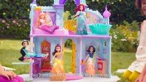 Hasbro Disney Princess Royal Dreams Castle Cinderellas Magically Transforming Carriage TV Ad 2016