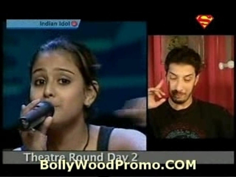 Indian Idol 3 - Sep 18 - Amit Paul Journey 1