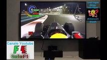 Pole Lap Onboard - F1 2009 Round 17 - GP Abu Dhabi (Yas Marina) Lewis Hamilton