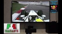 Pole Lap OnBoard - F1 2009 Round 02 - GP Malesia (Sepang) Jenson Button