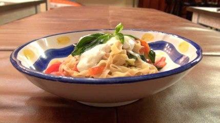 Astuce de chef italien : préparer des pâtes maison