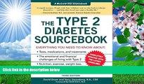 PDF [FREE] DOWNLOAD  The Type 2 Diabetes Sourcebook (Sourcebooks) David Drum BOOK ONLINE