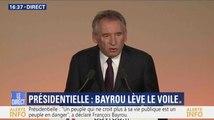 François Bayrou propose une alliance à Emmanuel Macron - ZAPPING ACTU DU 22/02/2017
