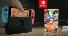 Nintendo Switch - Anuncio de 1-2-Switch