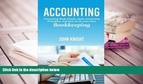 PDF [Download]  Accounting: Accounting made simple, basic accounting principles, and how to do