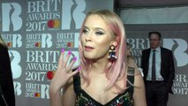 Zara Larsson can't wait to meet Stormzy at the Brit Awards