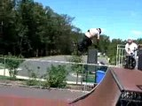 Scotty Cranmer - Front flip tailwhip & flair whip