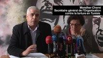 Tunisie: nette baisse des cas de torture depuis 2015