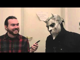 Ghost Interview, a Nameless Ghoul