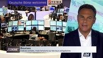 Marchés financiers : les bourses solides en Europe et aux USA, mais attention au marché obligataire