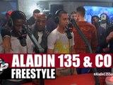 Freestyle : Aladin 135, Lesram, ASF, Ormaz Limsa, Hash24, Veste, Fa2l & Sopico #PlanèteRap