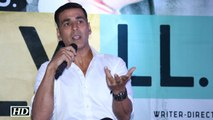 Akshay's Befitting reply on comparing Jolly LLB 2 to Jolly LLB