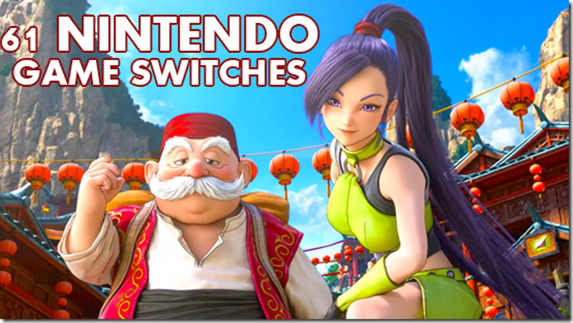 Game Franchises We Want on Nintendo Switch (Video Nintendo)