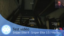Test vidéo - Sniper Elite 4 (Un Sniper Elite 3.5 ? Verdict !)