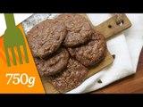 Recette de Cookies brownie - 750 Grammes