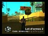 Grand Theft Auto: San Andreas - Codes
