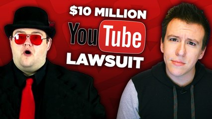 YouTuber Sued For $10 Million Over His Videos! Pure Insanity...