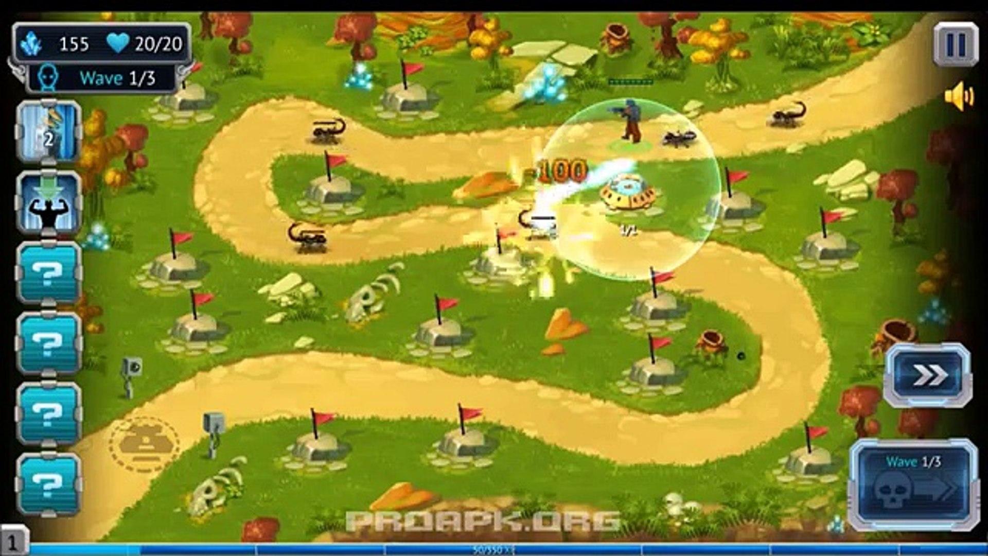 [HD] Alien Assault Gameplay Android | ProAPK