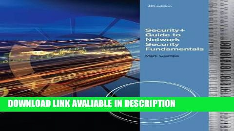 PDF Free Security+ Guide to Network Security Fundamentals online pdf