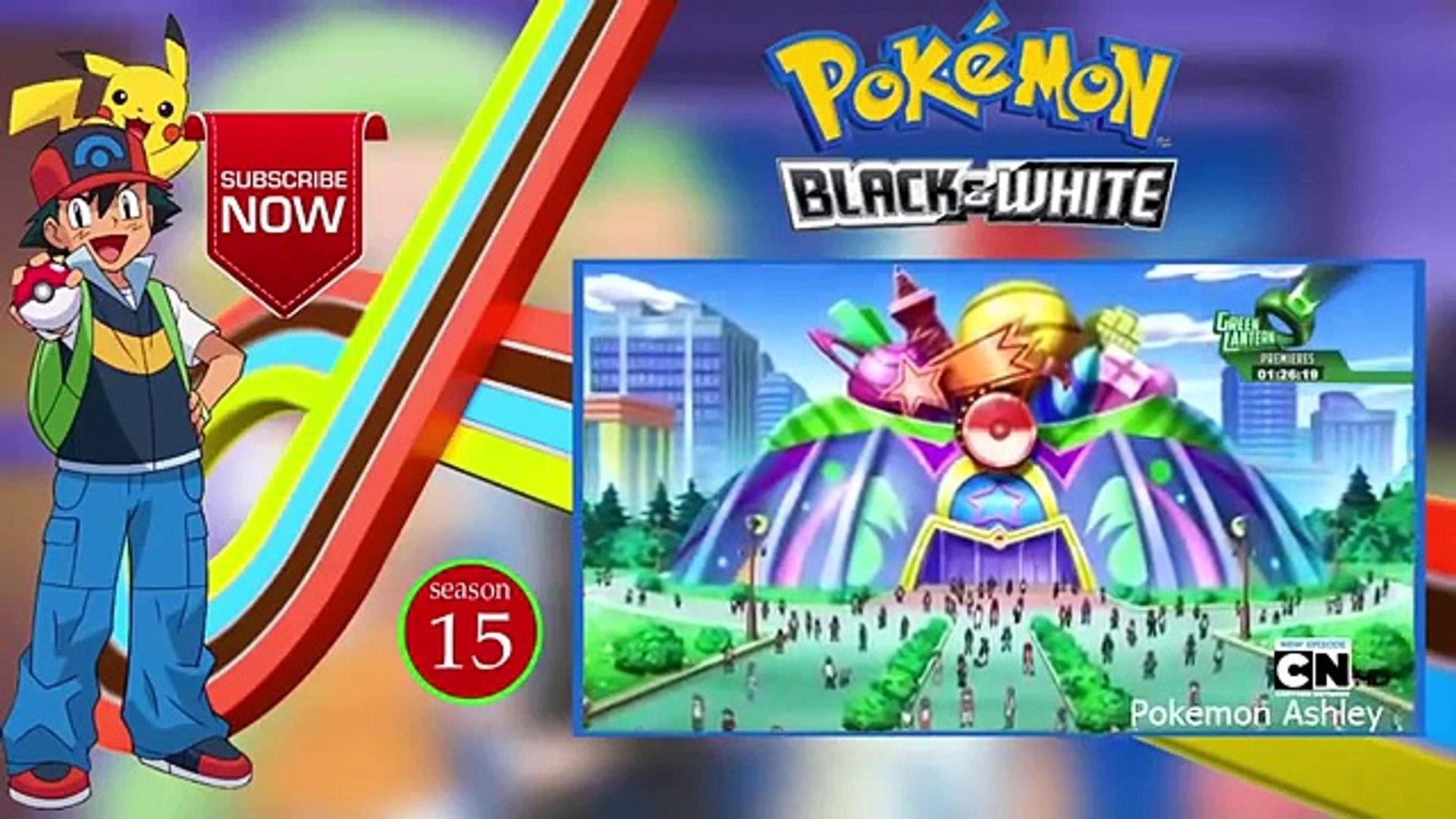 Pokemon in hindi black and white episode 7